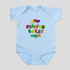 READING ROCKS Infant Bodysuit