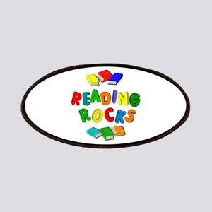 READING ROCKS Patches