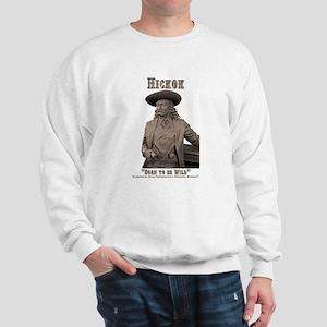 Wild Bill Hickok 03 Sweatshirt