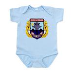 USS DIXON Infant Bodysuit