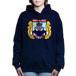 USS DIXON Women's Hooded Sweatshirt