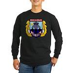 USS DIXON Long Sleeve Dark T-Shirt