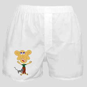 ears 2 Boxer Shorts