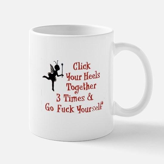 click your heels Mugs