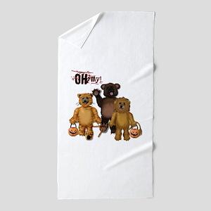 Cairn Terriers Beach Towel