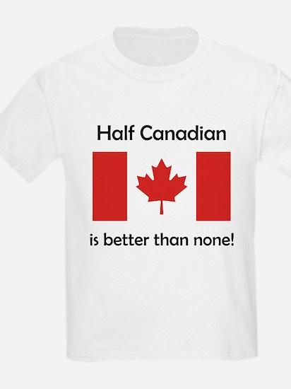 Half Canadian T-Shirt