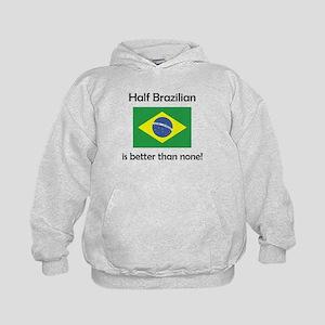 Half Brazilian Hoodie