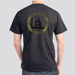 Defend the Second Amendment Dbl Sided T-Shirt