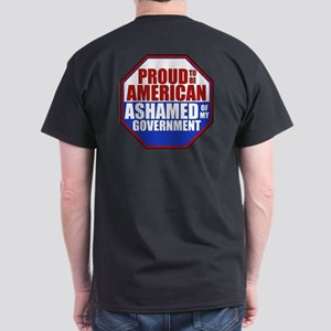 Government Shame Dbl-Sided T-Shirt