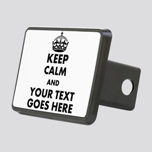 keep calm gifts Hitch Cover
