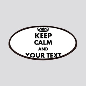 keep calm gifts Patches