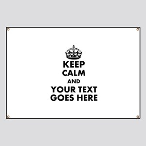 keep calm gifts Banner