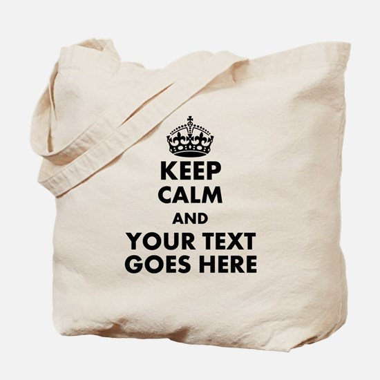 keep calm gifts Tote Bag