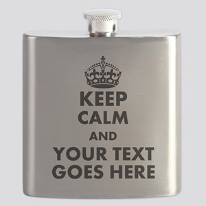keep calm gifts Flask