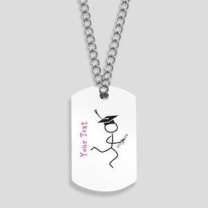 Custom Grad Runner © Pink Dog Tags