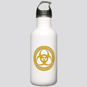 Zombie Outbreak Respon Stainless Water Bottle 1.0L