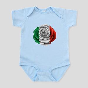 Italian Rose Flag Body Suit