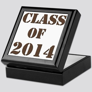 Class of 2014 Keepsake Box