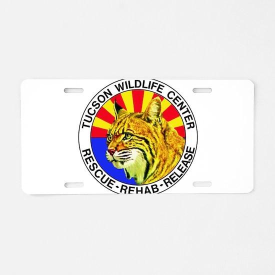 Cute Tucson Aluminum License Plate