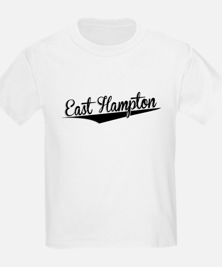 East Hampton, Retro, T-Shirt
