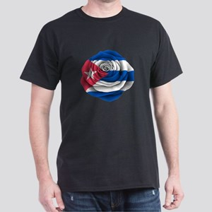 Cuban Rose Flag T-Shirt