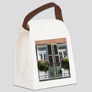 Best Friends Together Canvas Lunch Bag