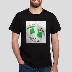 Proud Irish Twins T-Shirt