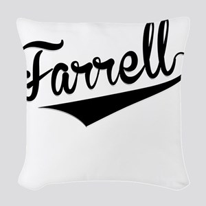 Farrell, Retro, Woven Throw Pillow