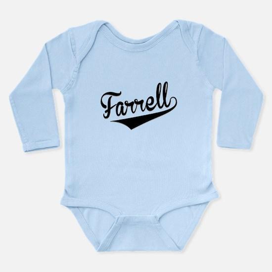 Farrell, Retro, Body Suit