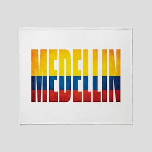 Medellin Throw Blanket