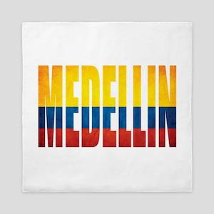Medellin Queen Duvet