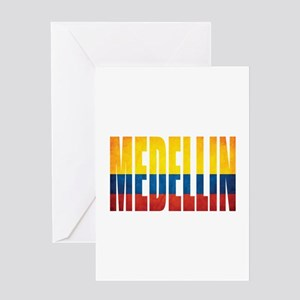Medellin Greeting Cards