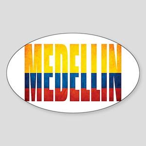 Medellin Sticker