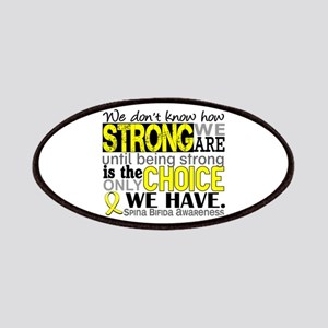 Spina Bifida HowStrongWeAre1 Patches