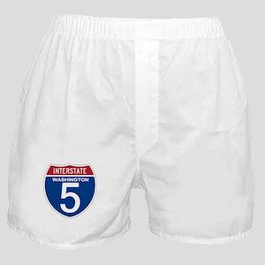 I-5 Washington Boxer Shorts