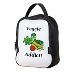Veggie Addict Neoprene Lunch Bag