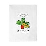 Veggie Addict Twin Duvet