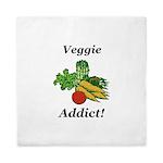 Veggie Addict Queen Duvet