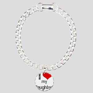 I love My Daughters Bracelet