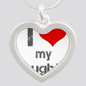 I Love My Daughter Necklaces