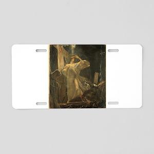 Gyzis - Archangel - Circa 1895 - Painting Aluminum
