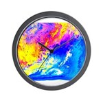 Beautiful weather Wall Clock