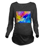 Beautiful weather Long Sleeve Maternity T-Shirt