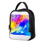Beautiful weather Neoprene Lunch Bag