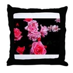 Roseconstellation Throw Pillow