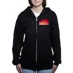 Heat Women's Zip Hoodie