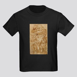 Giovane - Guardian Angels - 16th Century - Pen and