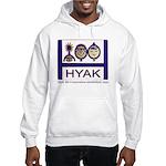 Hooded Sweatshirt - Hyak Logo Front