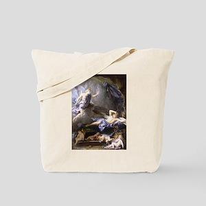 Houasse - Morpheus Awakening - 1690 - Painting Tot