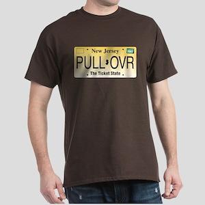 Pull Over Dark T-Shirt